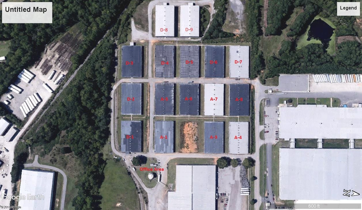 660 Kentuck Rd. Danville VA Unit 110 & Unit 210