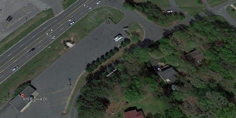 910 E. Dixie Dr - Aerial Pic