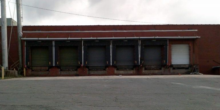 Unit C & D docks