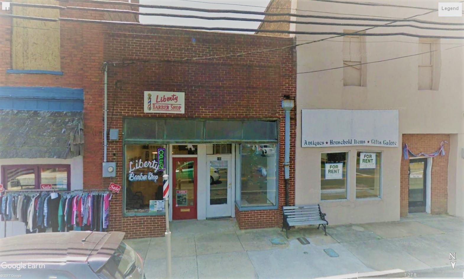 133 W. Swannanoa Ave Liberty NC 27298