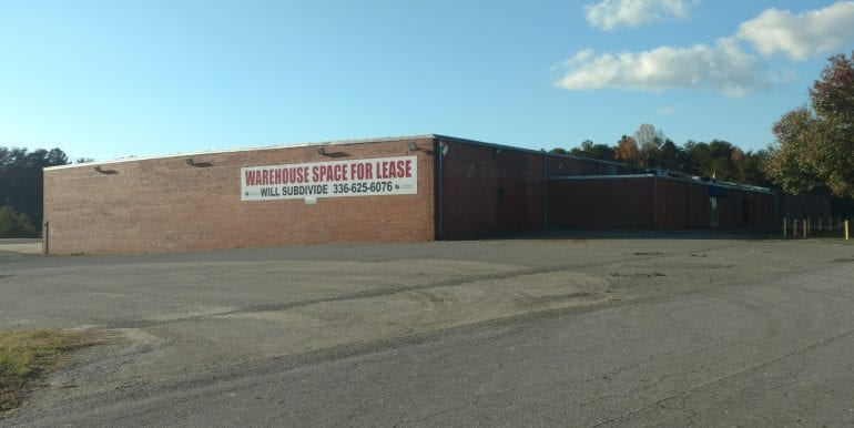 Lincolnton Warehouse space for rent