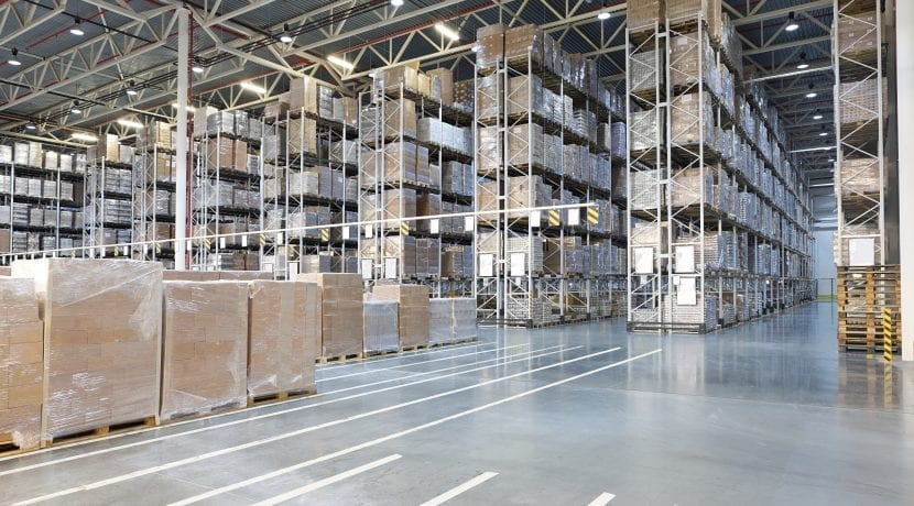 warehouse space e-commerce