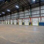 90,000 sq ft docks