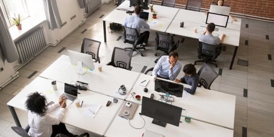 leasing office spaces