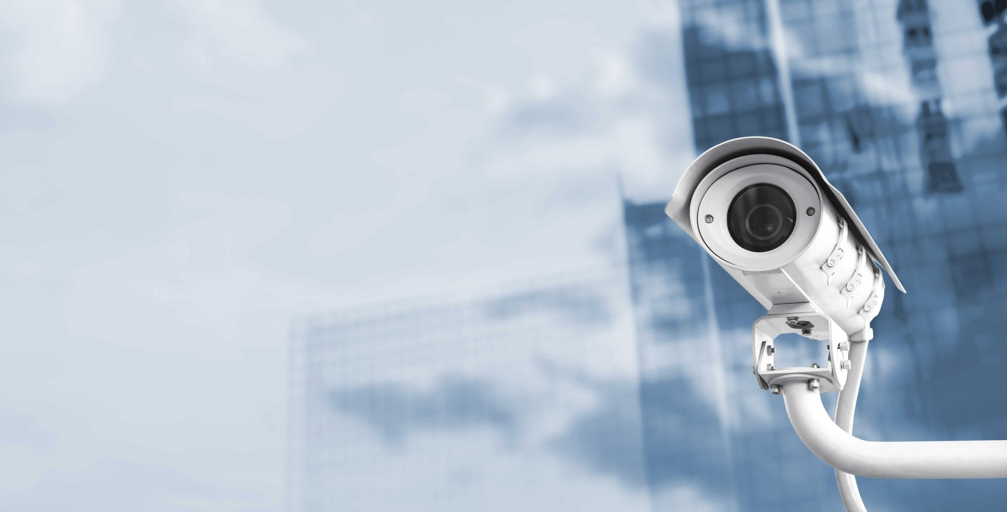 Office space security cameras & system