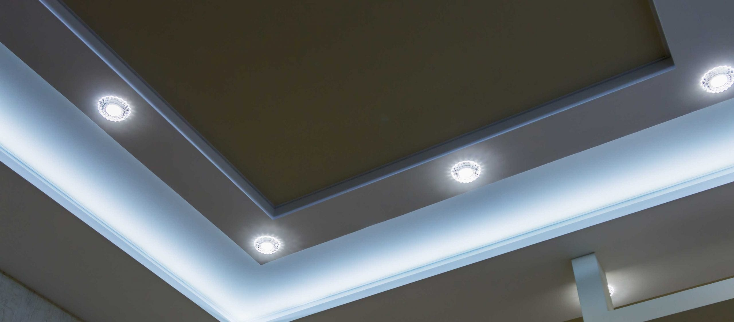 LED office space lighting
