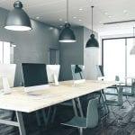 Office space lighting