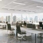 open office space