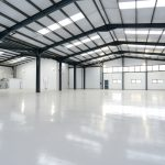 empty warehouse space for rent