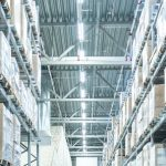 Rows of boxes, leasing a warehouse