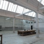 open warehouse space