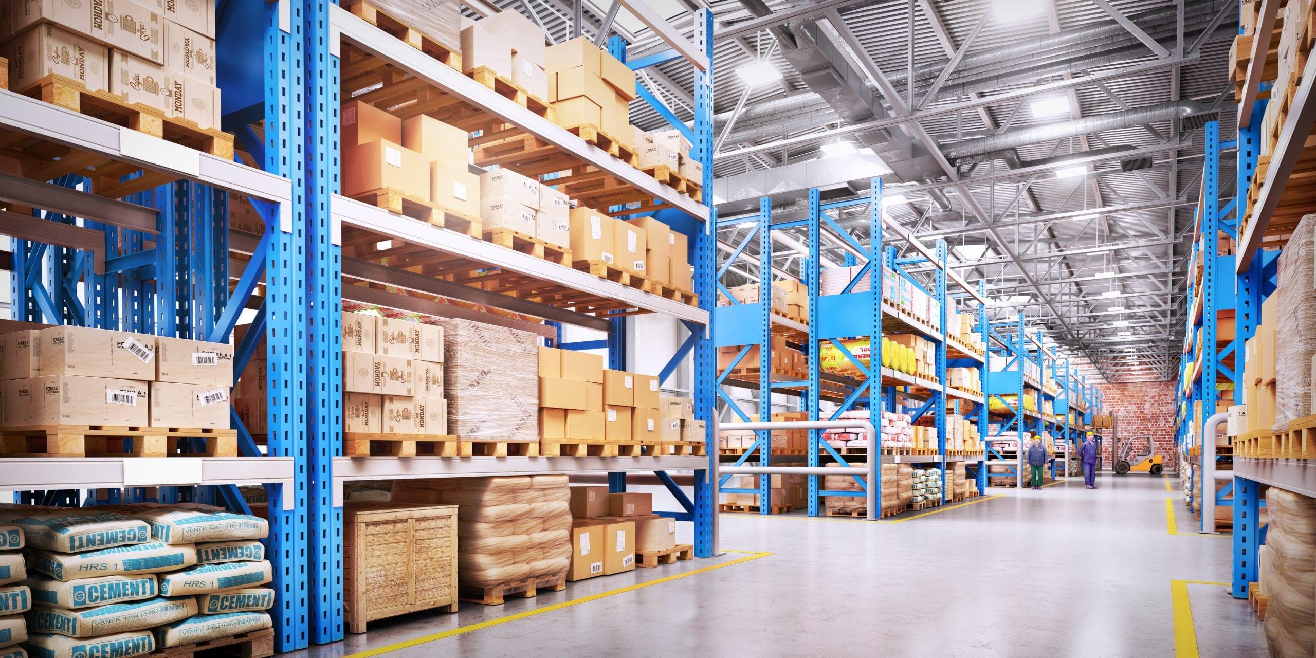Industrial rental space