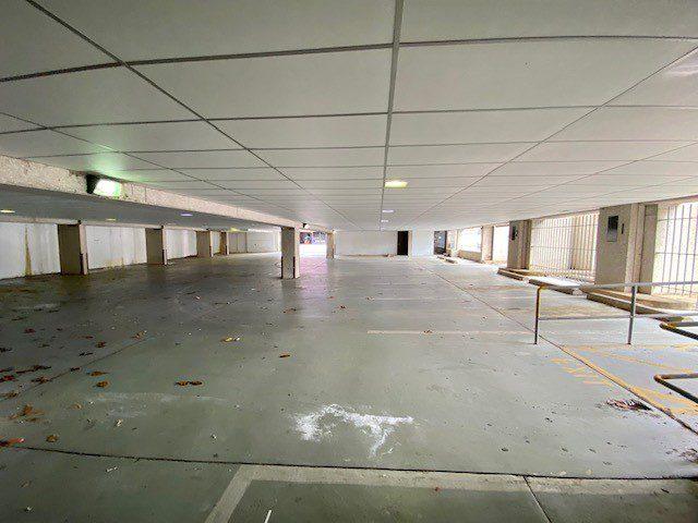 15 S. Fayetteville - parking deck